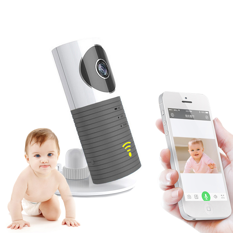 hot wireless baby monitor mini ip wifi camera baby. Black Bedroom Furniture Sets. Home Design Ideas