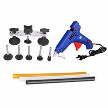 Super PDR Paintless Dent Repair Tools Kit Pulling Bridge Glue Gun High Quality Car Dent Removal Tools Set for Sale