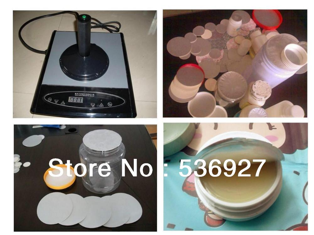 Electromagnetic induction aluminum foil sealing machine - Shanghai Tops Group Co., Ltd. store