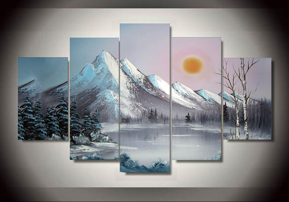 Wall Decor Ross : Oil painting ross promotion for promotional