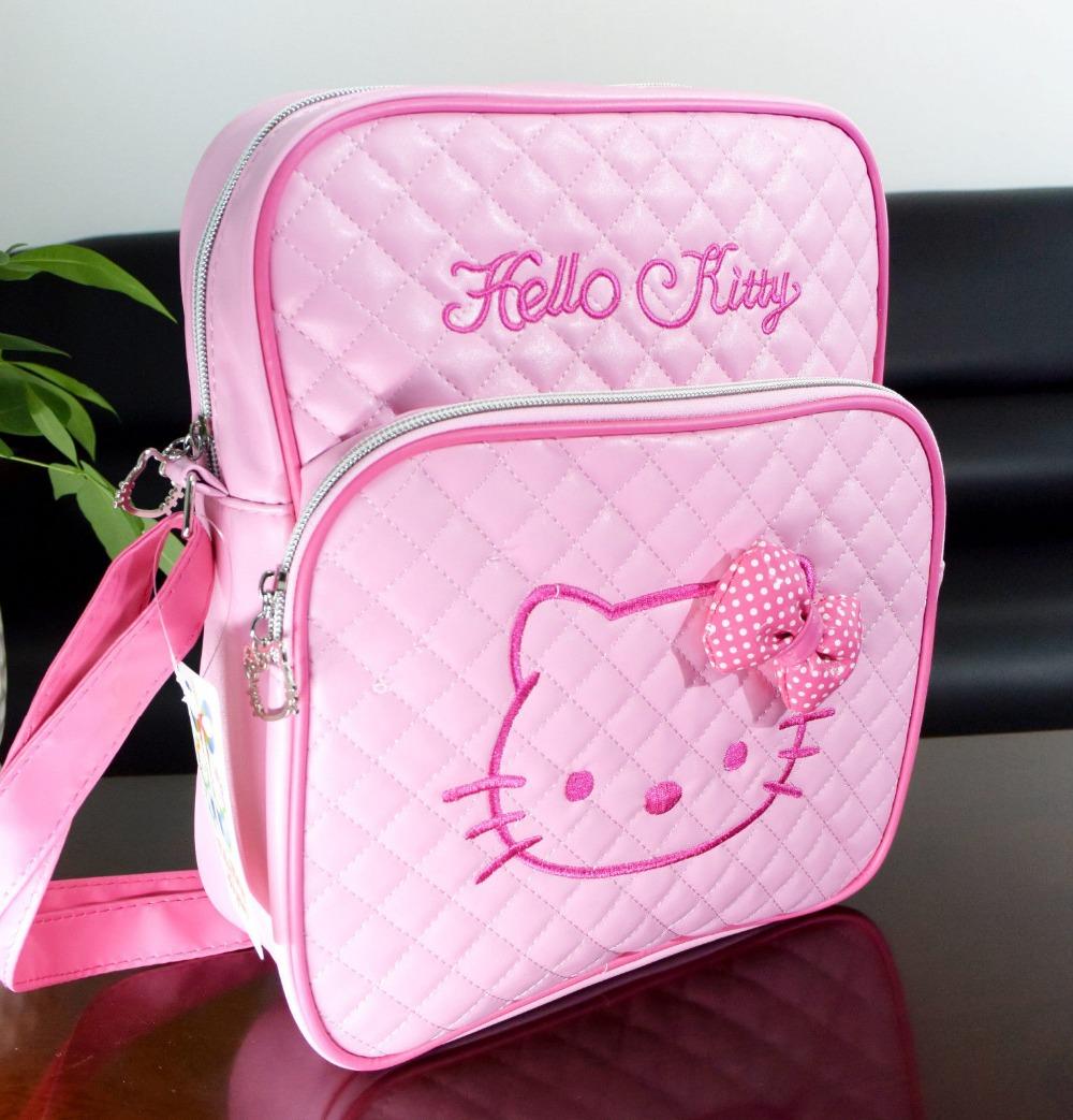 New Hello kitty Mesenger Bag Purse yey-17782P(China (Mainland))