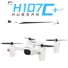 Hubsan H107C RC X4 Helicopter Drone White Plastic 4CH 2.4GHz 720P Camera Plus 360 Rotation Quadcopter With Remote Control RTF BD