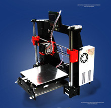 new product Reprap Prusa i3 DIY 3d Printer kit with 2 Roll Filament 4GB SD card and LCD