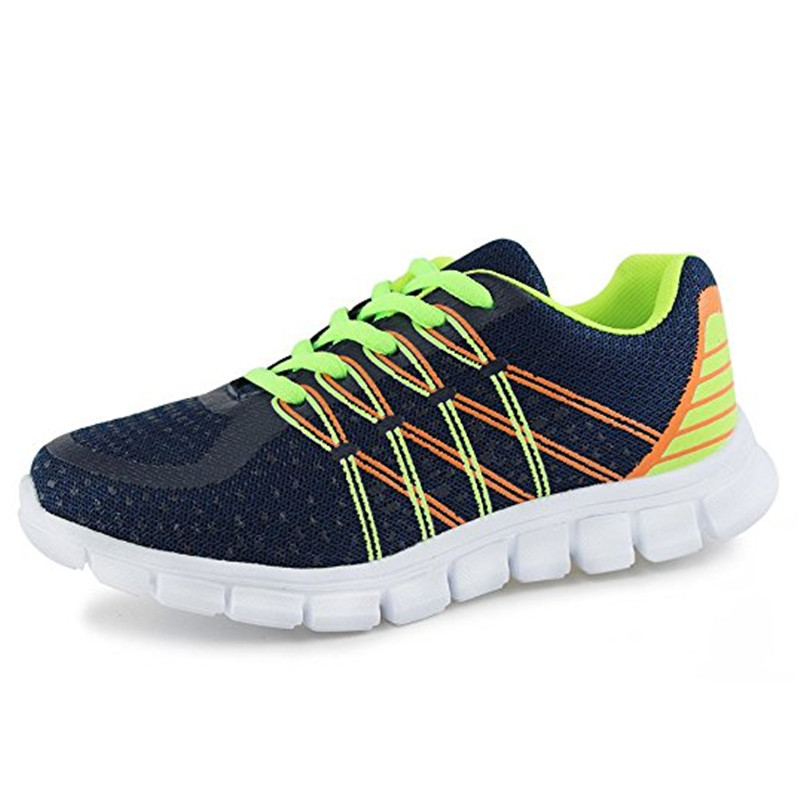 Student school shoes Kids sneakers boys and girls Mesh casual shoes breathable lace up shoes anti slippery shoes 4 colors(China (Mainland))