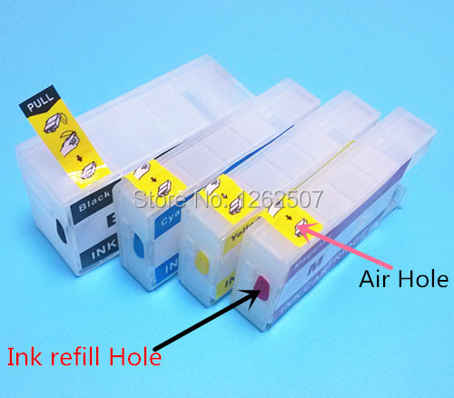 PGI-1100XL PGI1100 Refillable ink cartridge with ARC chip For Canon MAXIFY MB2010 Printer<br><br>Aliexpress