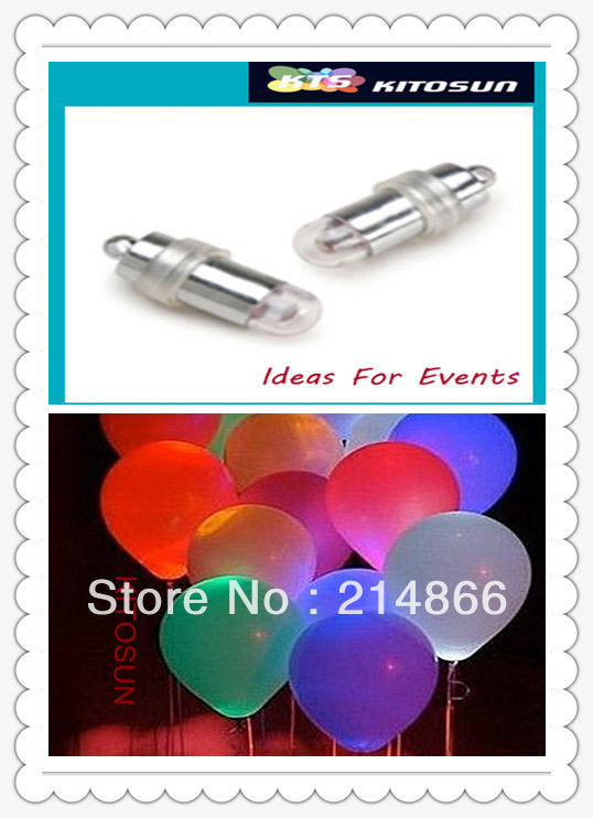 Factory Wholesale Fast Shipment Waterproof Led mini party light for Wedding Centerpiece(China (Mainland))