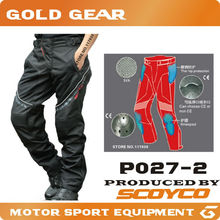 Protective Gears>>Pants  Scoyco P027-2 Motorcycle Pants Protective Racing Trousers Sports Riding Windproof Wears Motorbike pants(China (Mainland))