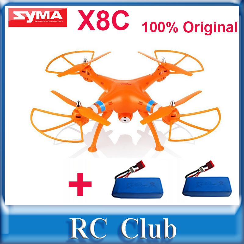 Игрушка на радиоуправлении Syma X8C 2.4g 4ch 6 2/rtf RC DJI радиоуправляемый инверторный квадрокоптер mjx x904 rtf 2 4g x904 mjx