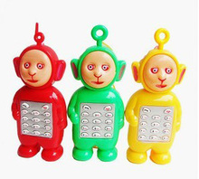 Children's toys mobile phone Baby music mobile phone Cartoon phone toy