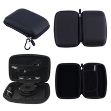 New arrival Black Bag For Tomtom GPS Case 6  Inch navigation protection package GPS carrying cover case hot selling(China (Mainland))