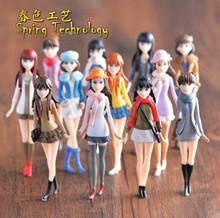 1PCS Random Princess MagiClip Fashion Dolls Beautiful Girl Figure Doll Toy Gift 1.3*7.8CM Toys Plush Doll Kids Dolls For Girls(China (Mainland))