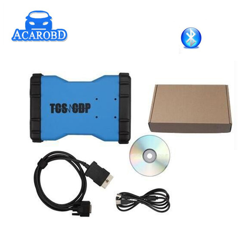 2016 Hot Selling 2014 R2/R3 Bluetooth Version TCS CDP Pro 3 1 DS150E Scanner Autocom Plus OBDII Diagnostic Tool