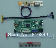 HDMI+VGA+DVI+Audio LCD controller board work for Lots of lcd panel-- DIY LCD monitor(China (Mainland))