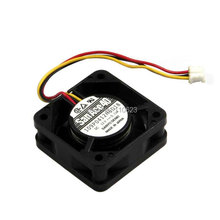 RepRap Mini Cooler fan 12V DC for 3D printer stepper motor Pololu A4988 cooling with 3pin