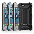 Recommend Newest R just Metal Aluminum waterproof Snow proof Shockproof Case Cover for iPhone 6 6S