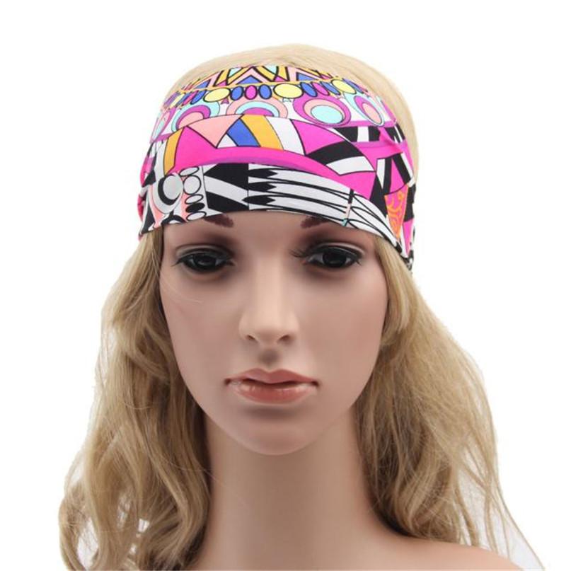 Modern Yoga Headband Boho Headband Running Headband Womens Hair Accessories Headwrap Nonslip Headband Apr27(China (Mainland))