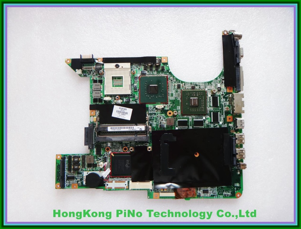 Free Shipping laptop motherboard 434659-001 for HP Pavilion DV9000 DV9500 DV97000 Notebook motherboard Tested Good(China (Mainland))