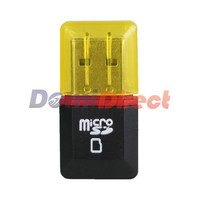 USB 2.0 Card Reader High Speed Micro SD Memory Card Readers Adapter for Phone/Computer/MP3/MP4