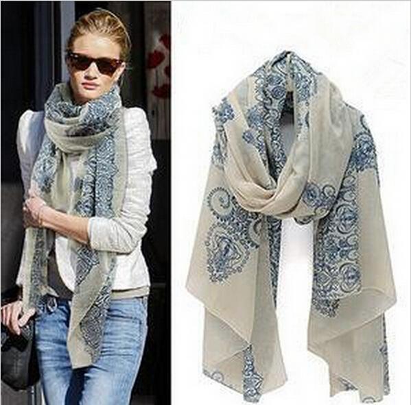 Cachecol feМиниno женский шарф ретро китай стиль шали и шарфы зимы женщин шарф