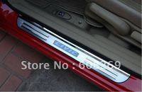 2012 wholesale  Cvi  welcome pedal / special threshold / LED cold light lamp/ car pedal