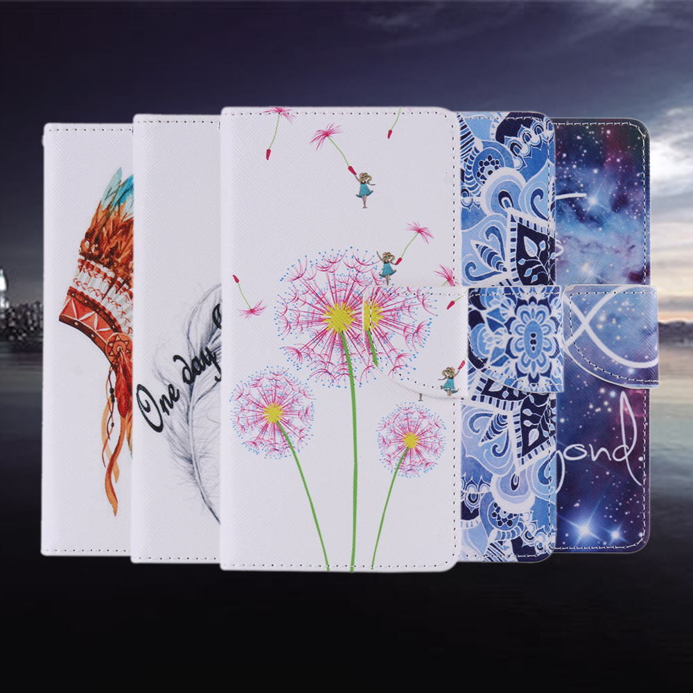 Fashion Flip Case Sony xperia M2 Aqua S50H d2302 PU Leather + Soft Silicon Wallet Stand Cover Sony m2 Case Coque Fundas