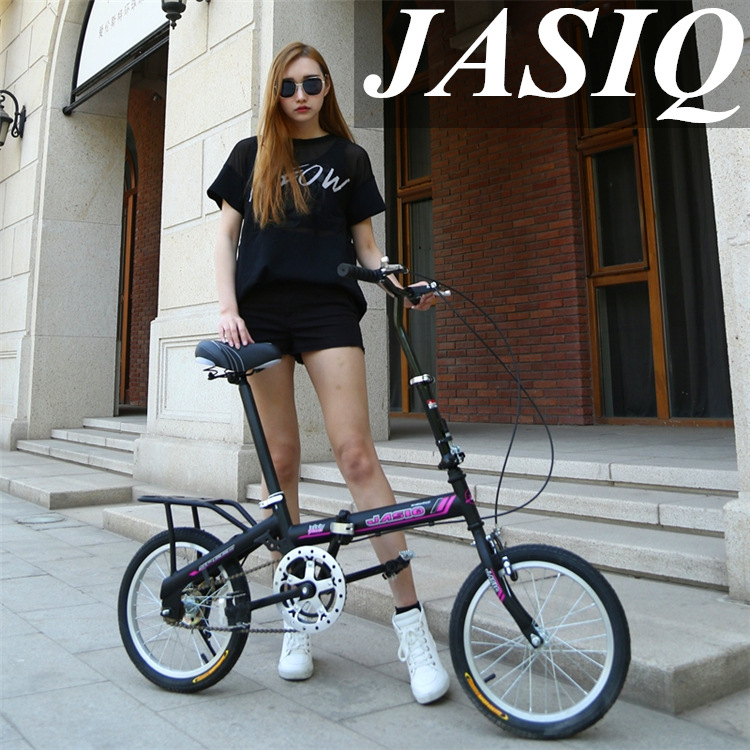 wholesale 16 inch folding bike mini bicycle BMX for Child Adult male and female students will carry(China (Mainland))