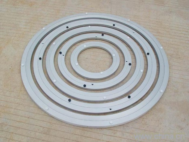 """12"""" Turntable Bearing Swivel Plate  Banquet Lazy Susan! Great For Mechanical Projects!"""