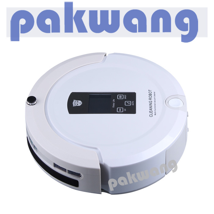 Multifunction Intelligent Home Robot Mini Vacuum Cleaner Sweep Vacuum Mop Sterilize ,zwave(China (Mainland))