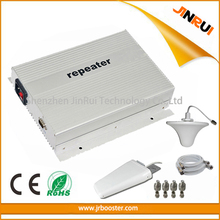 70db 3G Repetidor 2100mhz AGC MGC UMTS 2100 mhz Repeater Booster 2w 3G 2100 repeater Amplifier Cell Phone Booster Full Kits(China (Mainland))