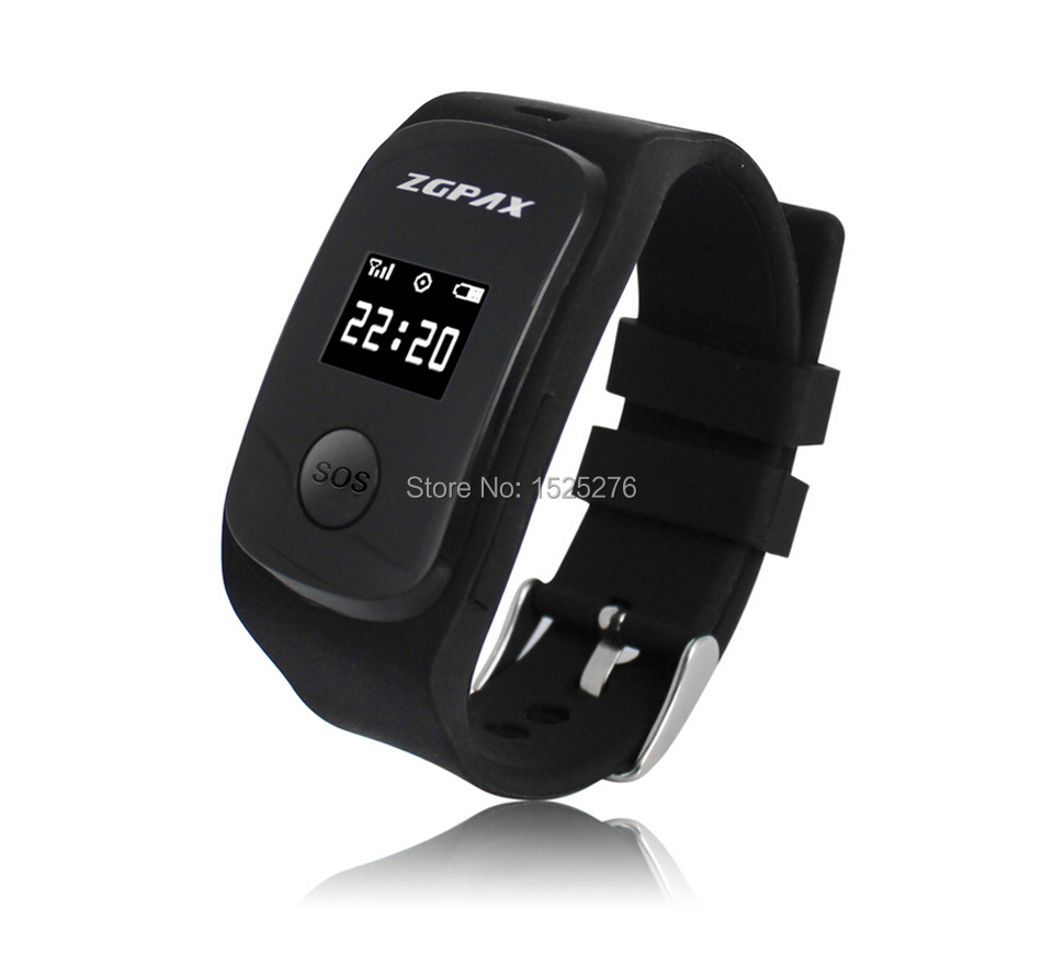ZGPAX kid GPS Smart Watch s22 phone Pedometer Watchphone Compass positioning watches for iOS Android smartphone Free Shipping(China (Mainland))