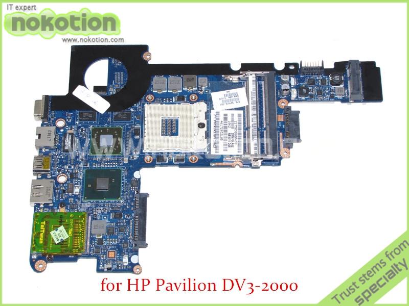 NBW10 LA-4743P SPS 591413-001 For HP Pavilion DV3 DV3-2000 motherboard HM55 ATI Mobility Radeon HD 5430 DDR3<br><br>Aliexpress