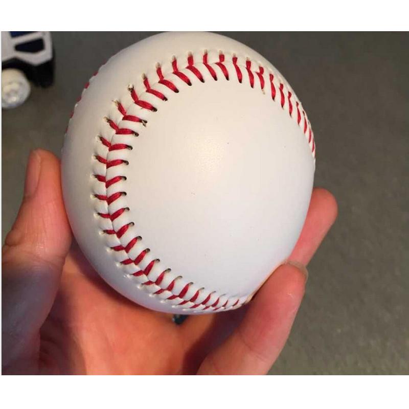 Neue WHITE BASE Ball Baseball Praxis trainning Softball Sport Team Spiel(China (Mainland))