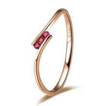 GVBORI Ruby Womens Ring