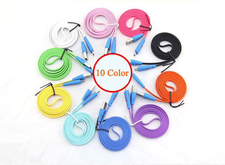 For iPhone 5 5S Smile Face Heart LED Light USB Data Sync Charger Cable Line For ipod Charger USB Data Cable For iPhone 6 6plus(China (Mainland))
