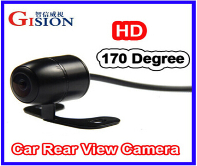 Car Rear View Camera,HD 170 Degree Color Reverse Camera,Backup,Parking assitance - Gision Automobile Security Mall store