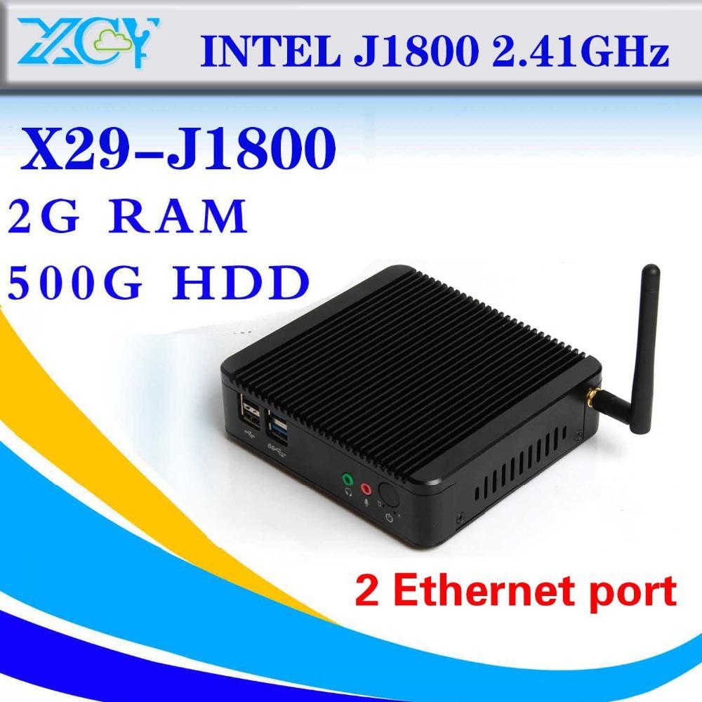 Promotional Price J1800 dual core Cheap Mini PC Station Thin Client Desktop Computer Thin Client Latest Mini Computer(China (Mainland))