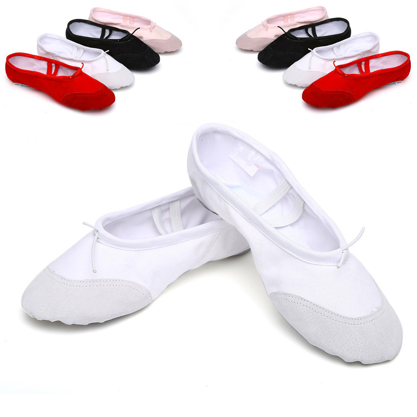according the cm to buy canvas flat slippers white pink