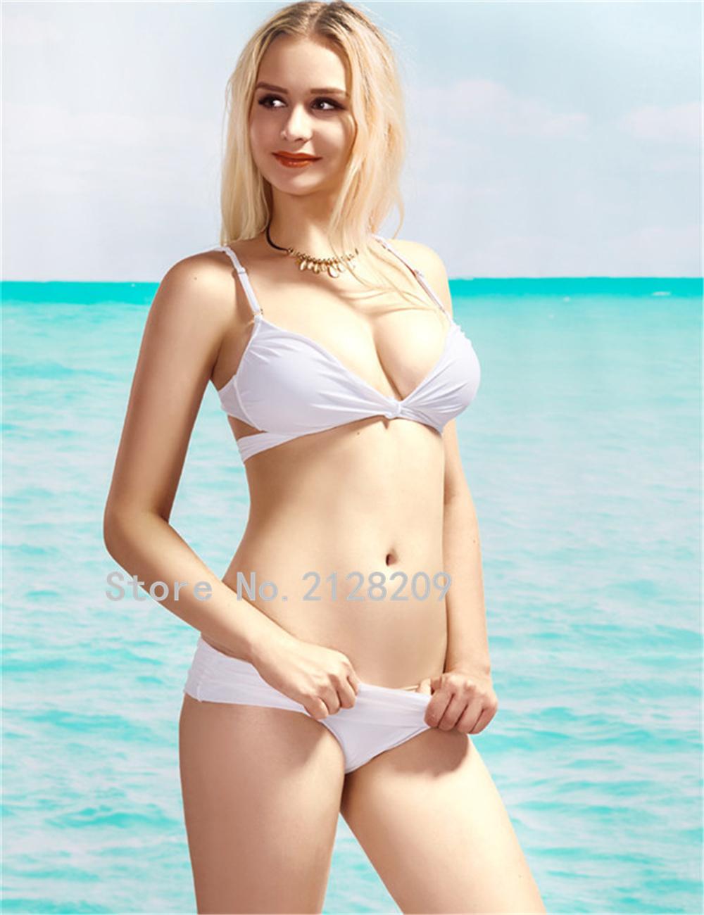 Sexy Bikinis Women Swimsuit Strap Swimwear Bikini Set Bathing Suit tankini Halter Top Buiqini Summer Beach Wear plavky SH-DY-10(China (Mainland))