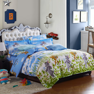 Buy Unihome Hot Sale Queen Full King Size 4pcs Bed Set Bedding Sets Bedclothes