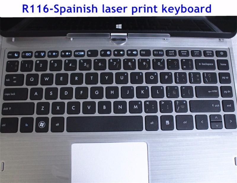 Keyboard-Spanish