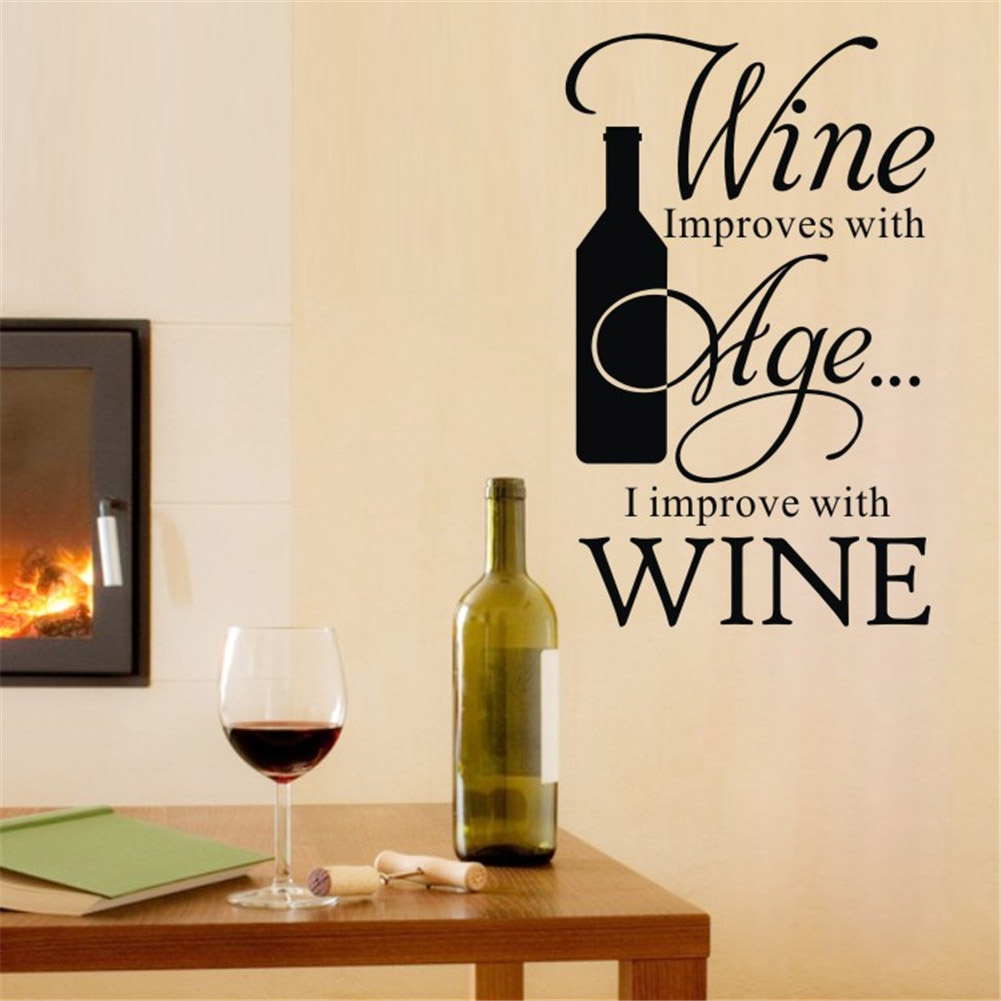 Wine Themed Kitchen Wine Themed Wall Decor Wall Decals 2017