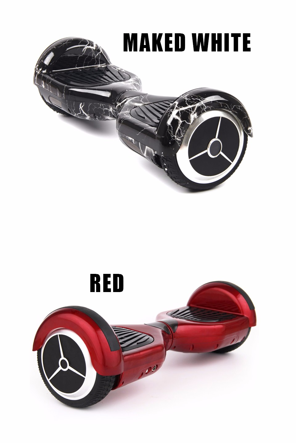 Samsung battery 6.5 inch self balance electric scooter unicycle drift Hoverboard skywalker speedway skateboard Hover board