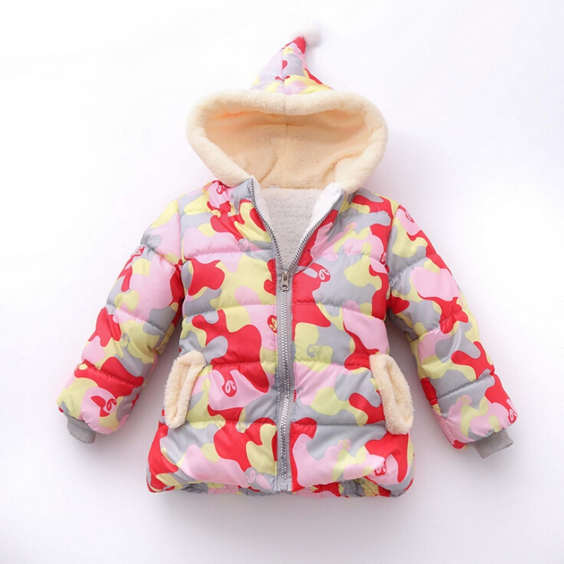 Winter Child Girl Down Kids Jacket Cotton Parkas 2<br><br>Aliexpress