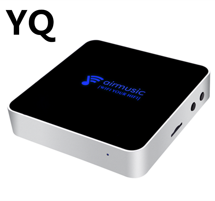 Wireless Wifi Audio Receiver music streaming receiver Supports iOS &amp; Android Airmusic/ DLNA AirPlay Qplay Music Radio box<br><br>Aliexpress