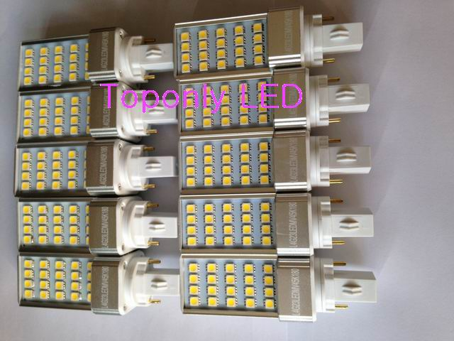 2016 new 4w g23 rotated led pl bulb lamp retrofit led corn light with isolated driver safe design AC85-305V 500pcs/lot wholesale(China (Mainland))