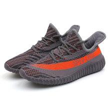 ZJNNK nuevo Color moda hombres Casual zapatos transpirables Cool zapatos masculinos cómodos hombres populares zapatos oferta(China)