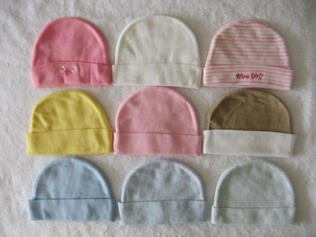 Newborn baby goldbug baby knitted hat indoor pullover spring and autumn thin q(China (Mainland))
