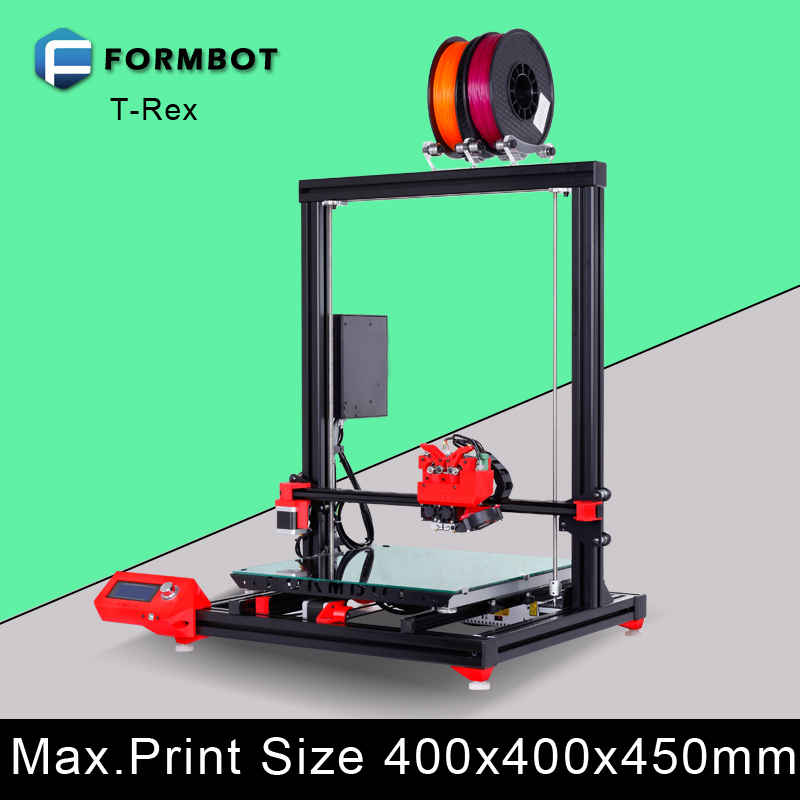 2016 High Quality Precision Reprap Prusa i3 DIY 3d Printer kit with 2 Roll Filament 8GB
