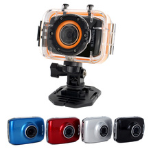 "New 2.0"" LCD Touch Screen FHD 1080P Mini Sports Action Camera Digital Camcorder with Waterproof Case Slivery/Red/Blue/Black(China (Mainland))"