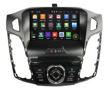 1024*600 Android 4.4 Quad Core 1Ghz Car DVD For FORD FOCUS 3 2012 C-Max GPS Navigation Autoradio Audio Stereo Capacitive WIFI(China (Mainland))
